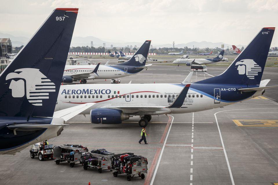 Aerolíneas internacionales de México